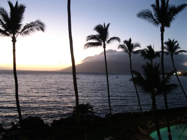 Maui sunsets!