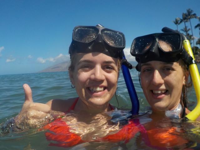 Snorkel ready!
