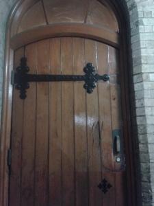 The door from the stonemasons story.