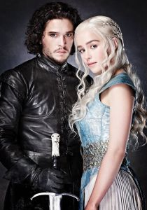 Who wouldn't want to see these two beautiful people ruling the kingdom together?