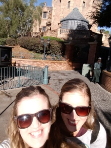 Our favourite--The Haunted Mansion