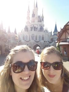 Cinderella's Castle!!!