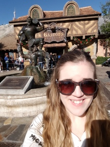 Gaston's Tavern-Fantasyland.